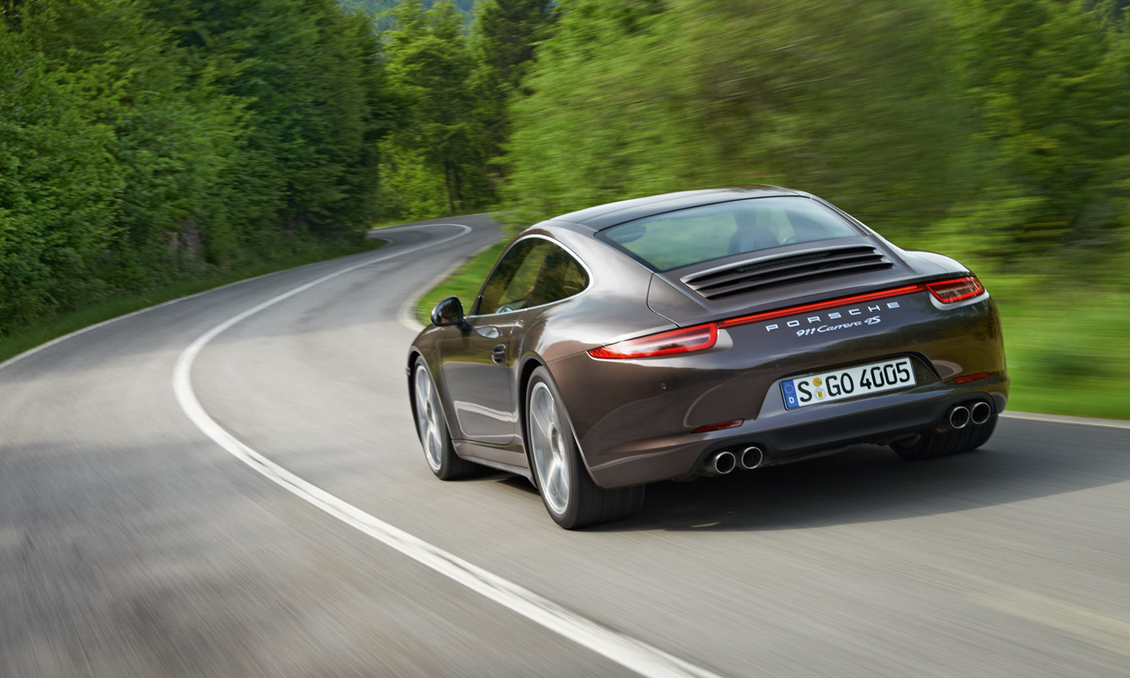 2019 Porsche 911 Carrera 4S photo - 5