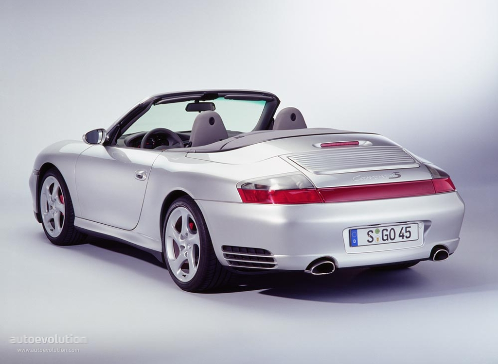 2019 Porsche 911 Carrera 4S Cabriolet photo - 6
