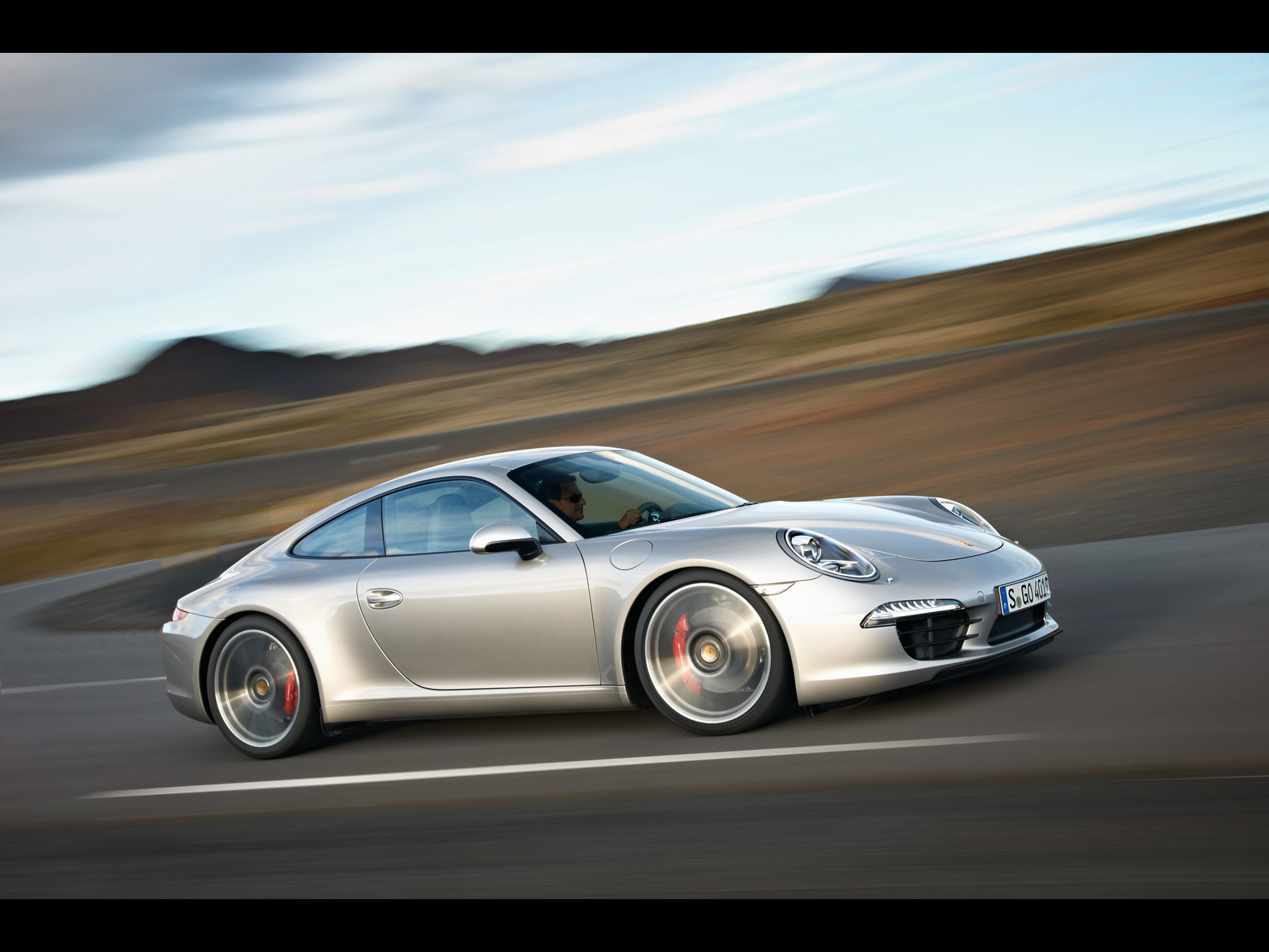 2019 Porsche 911 Carrera Coupe photo - 5