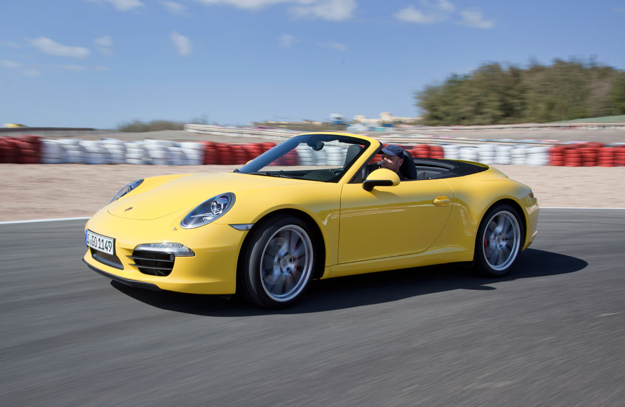 2019 Porsche 911 Carrera S Cabriolet photo - 2