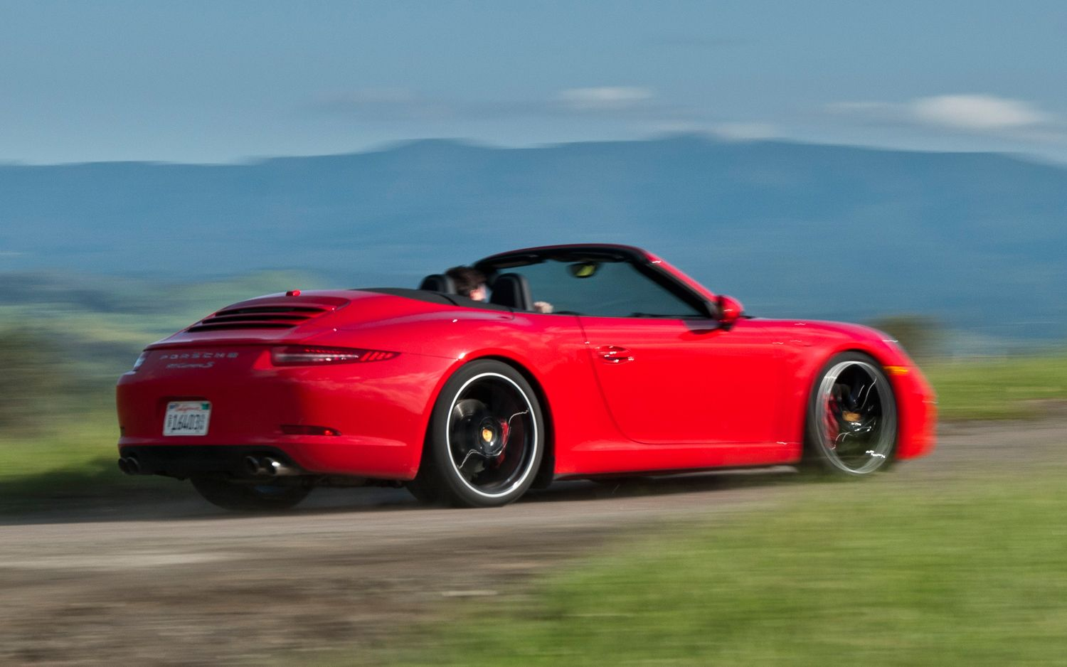 2019 Porsche 911 Carrera S Cabriolet photo - 4