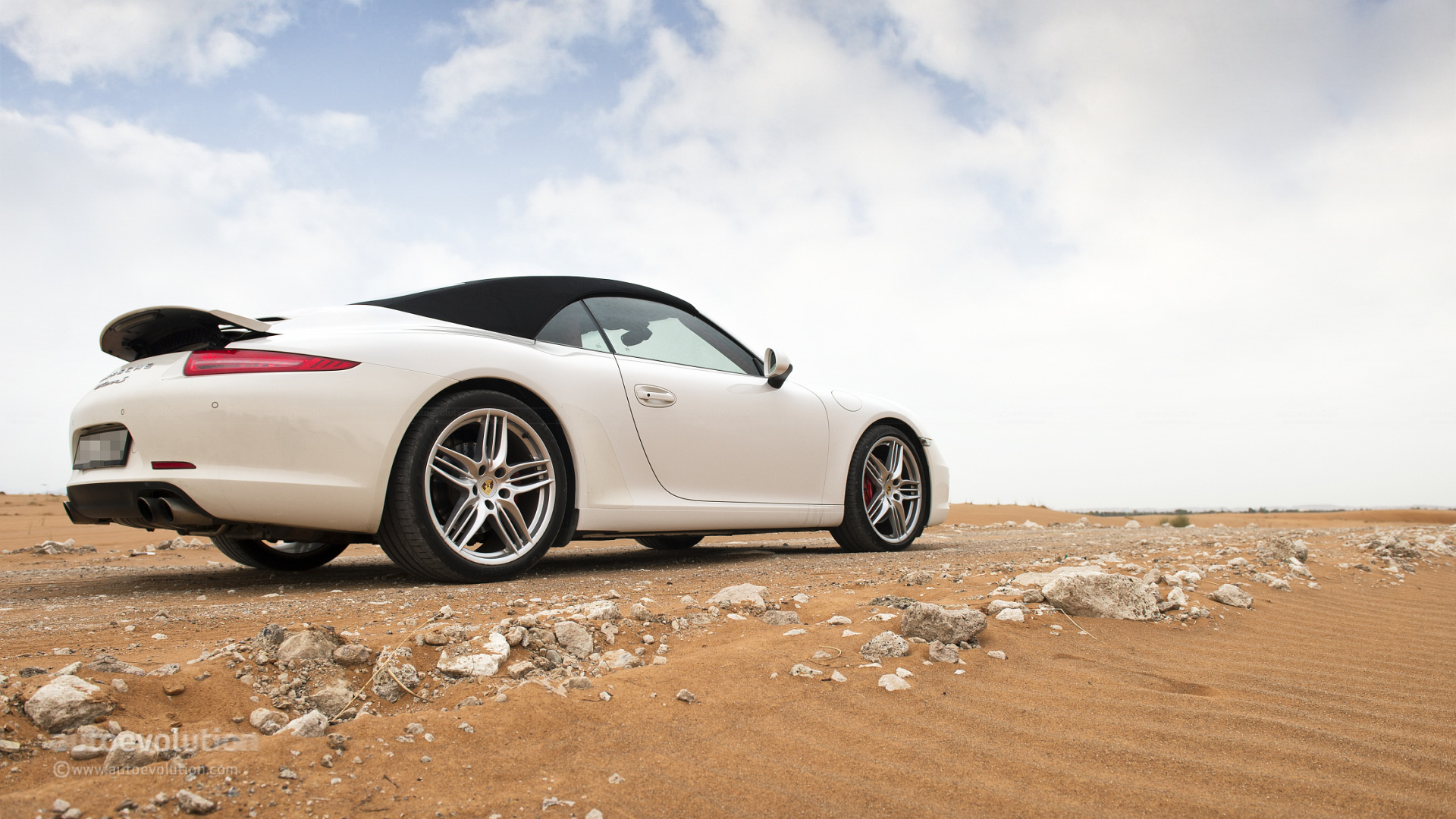 2019 Porsche 911 Carrera S Cabriolet photo - 5