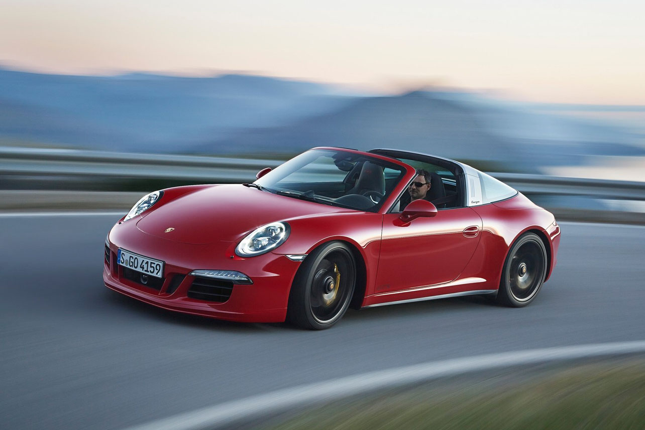 2019 Porsche 911 Targa 4 photo - 6