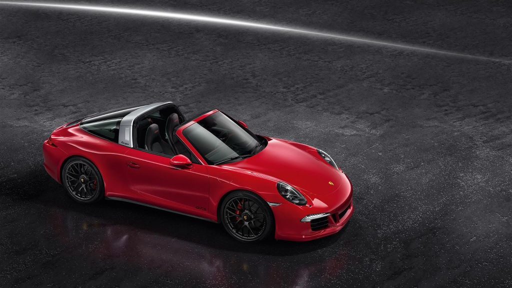 2019 Porsche 911 Targa 4 GTS photo - 4