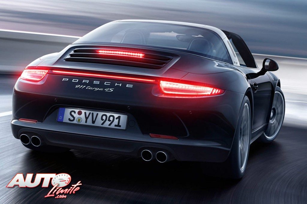 2019 Porsche 911 Targa 4S photo - 3