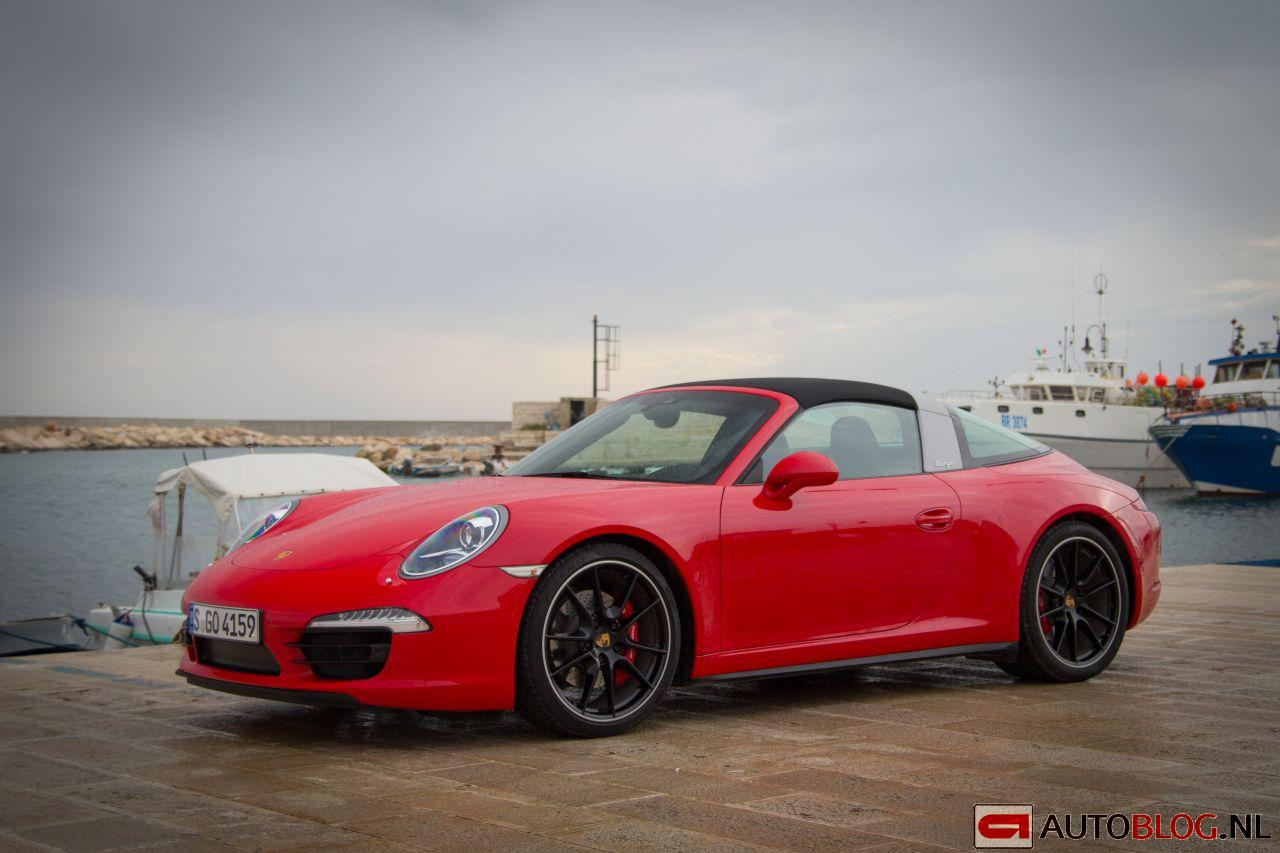 2019 Porsche 911 Targa 4S photo - 6
