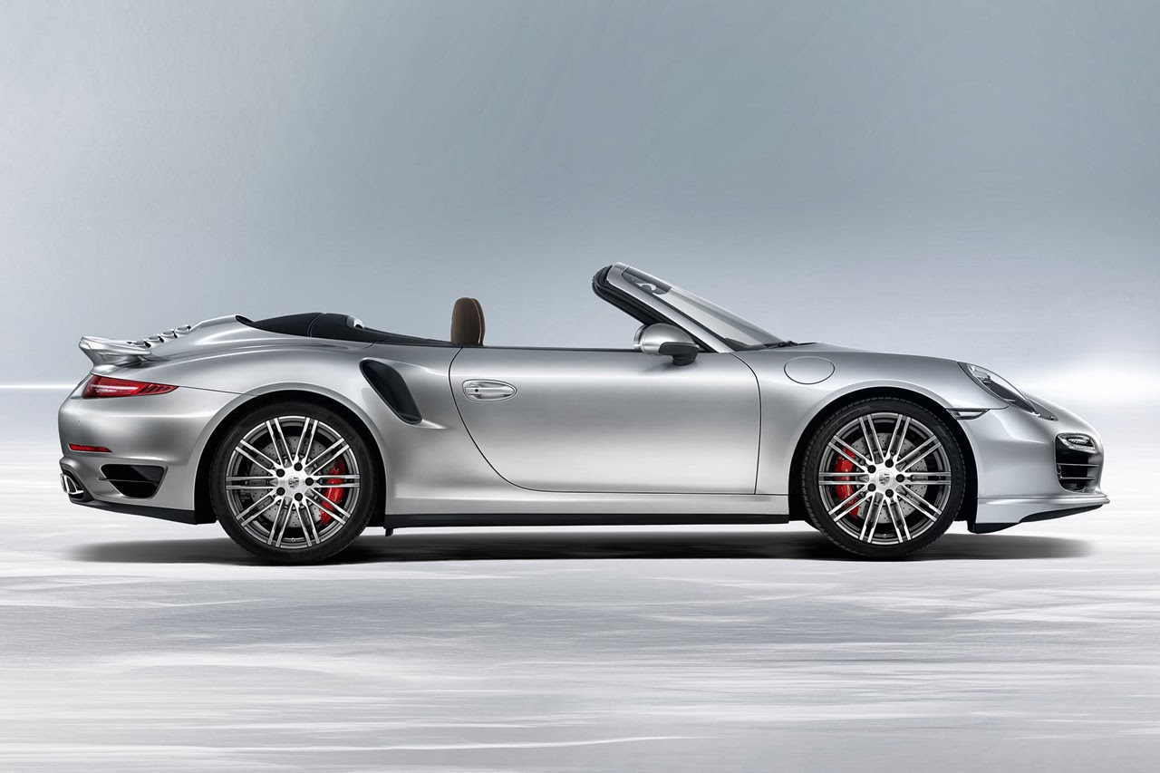 2019 Porsche 911 Turbo Cabriolet photo - 5