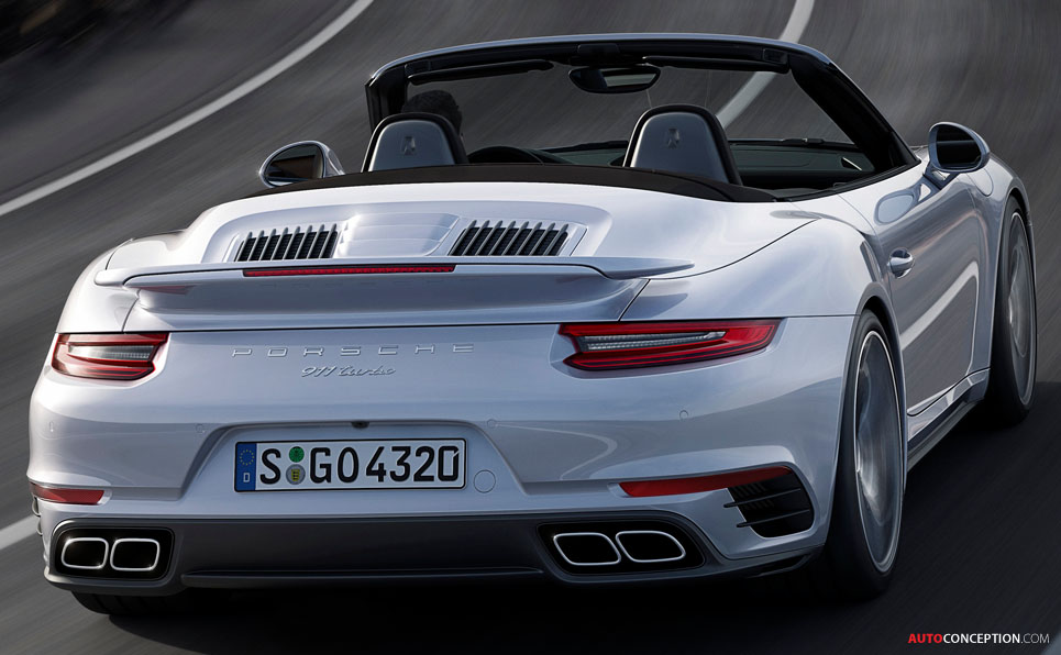 2019 Porsche 911 Turbo S photo - 5