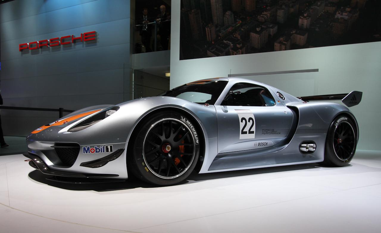 2019 Porsche 918 RSR Concept | Car Photos Catalog 2018