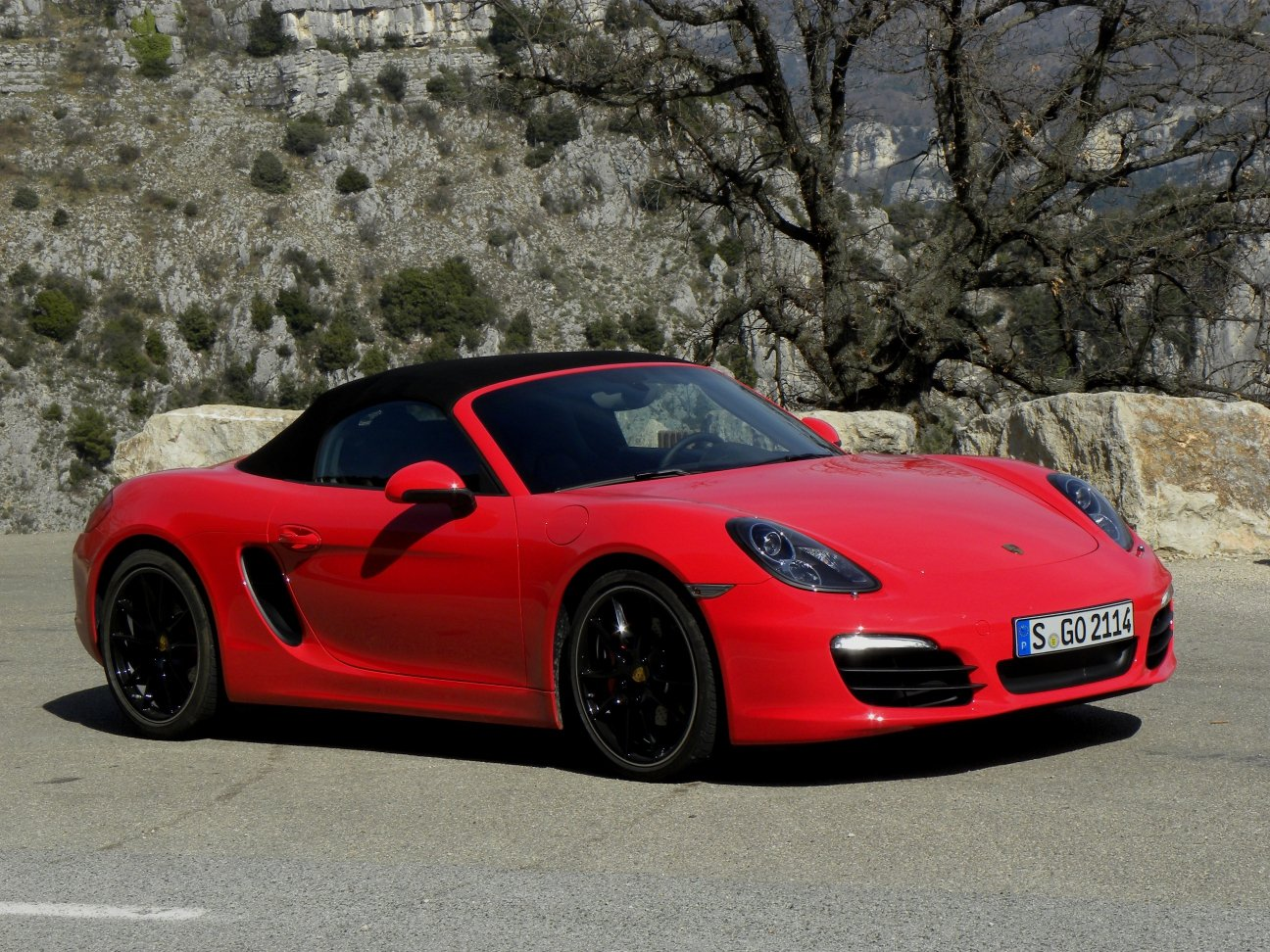2019 Porsche Boxster photo - 3