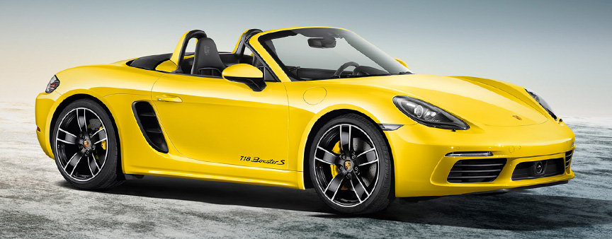2019 Porsche Boxster photo - 5