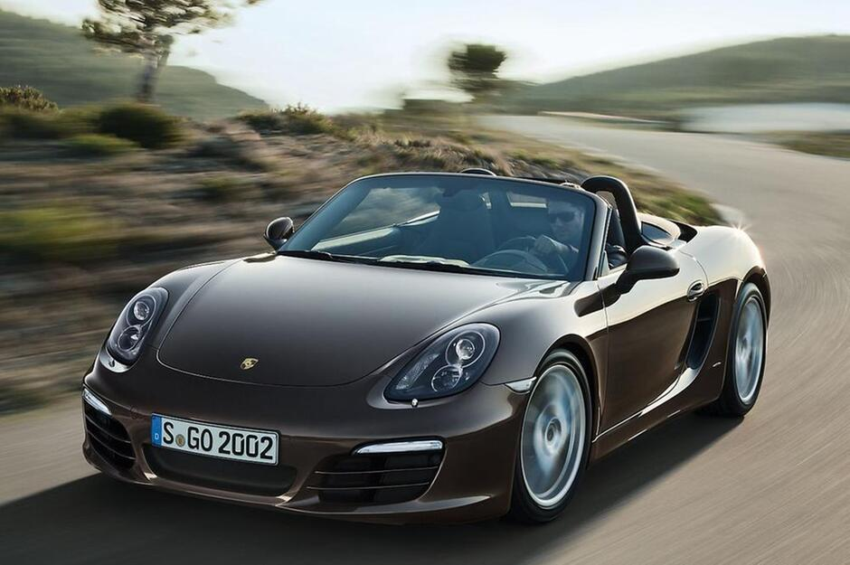2019 Porsche Boxster S photo - 3