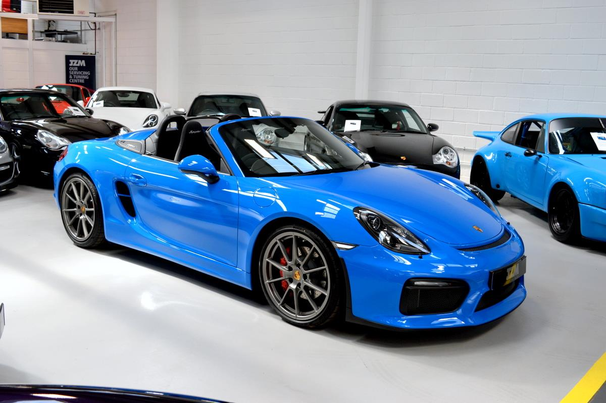 2019 Porsche Boxster S photo - 6