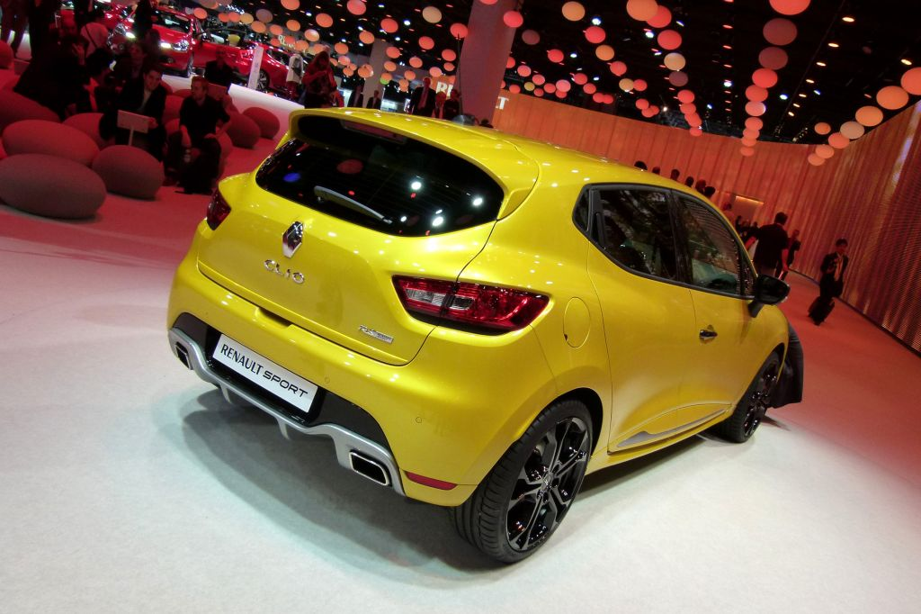 2019 Renault Clio RS 200 photo - 3