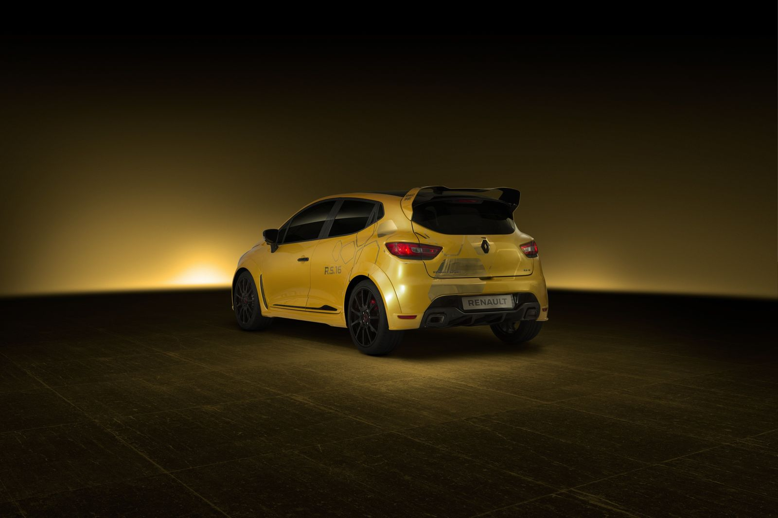 2019 Renault Clio RS Concept photo - 1