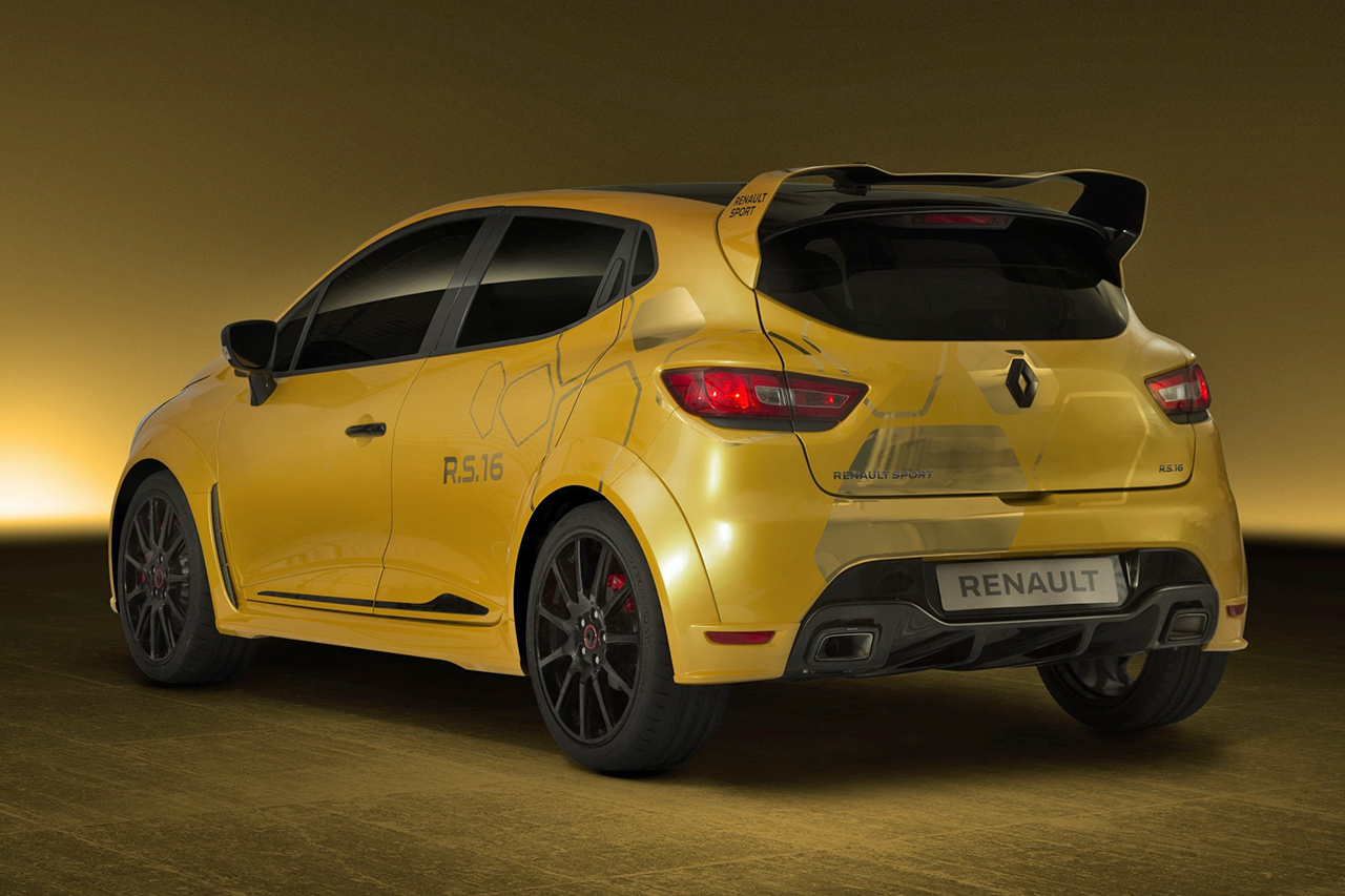 2019 Renault Clio RS Concept photo - 4