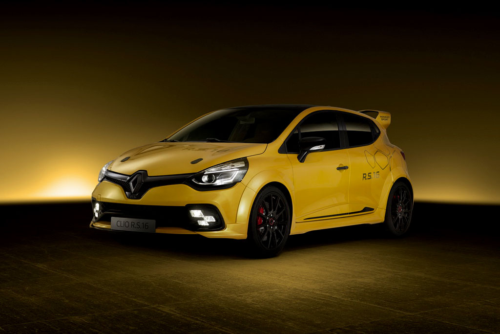 2019 Renault Clio RS Concept photo - 5