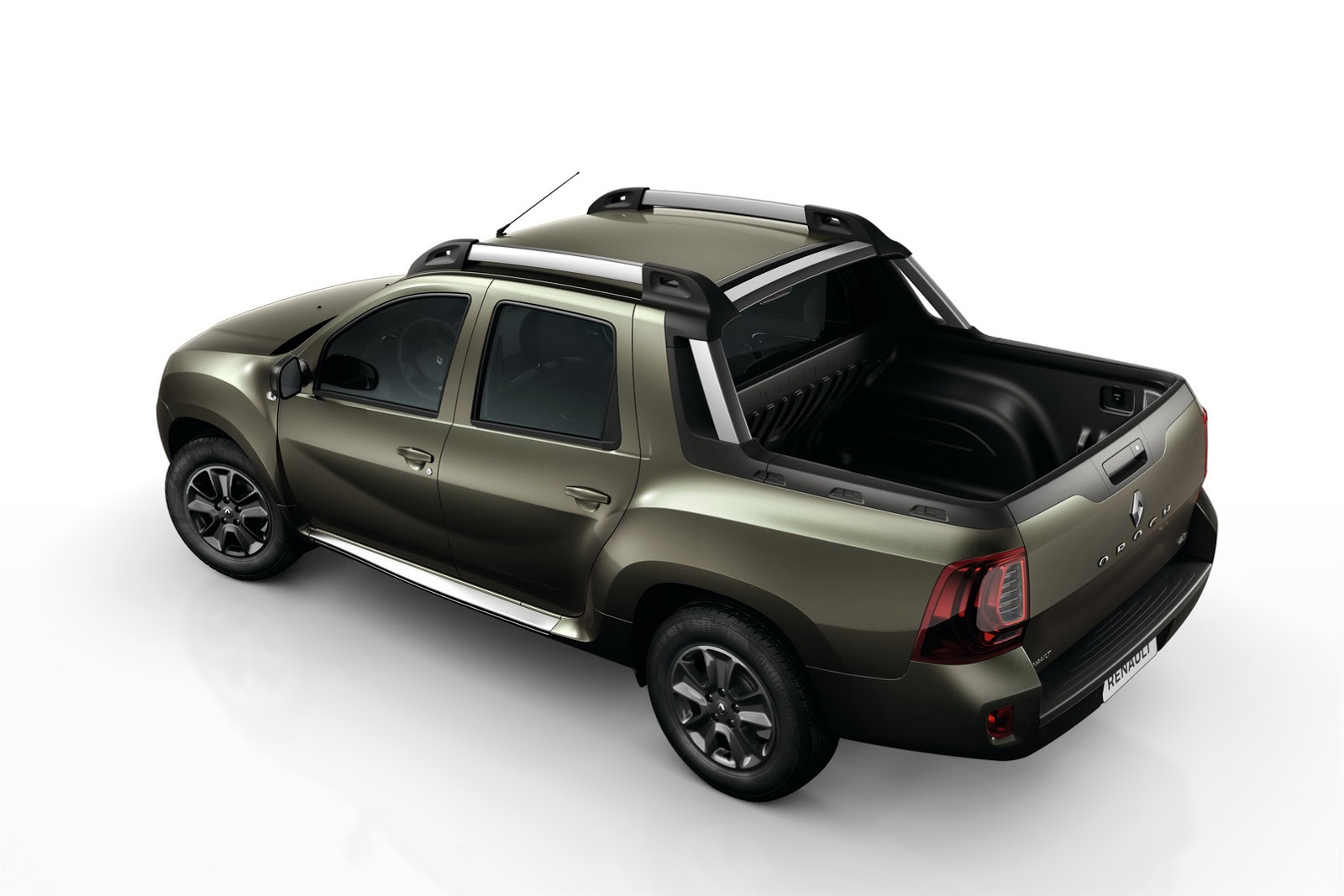 2019 Renault Duster Oroch Concept photo - 1