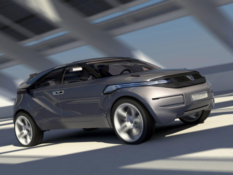 2019 Renault Duster Oroch Concept photo - 2
