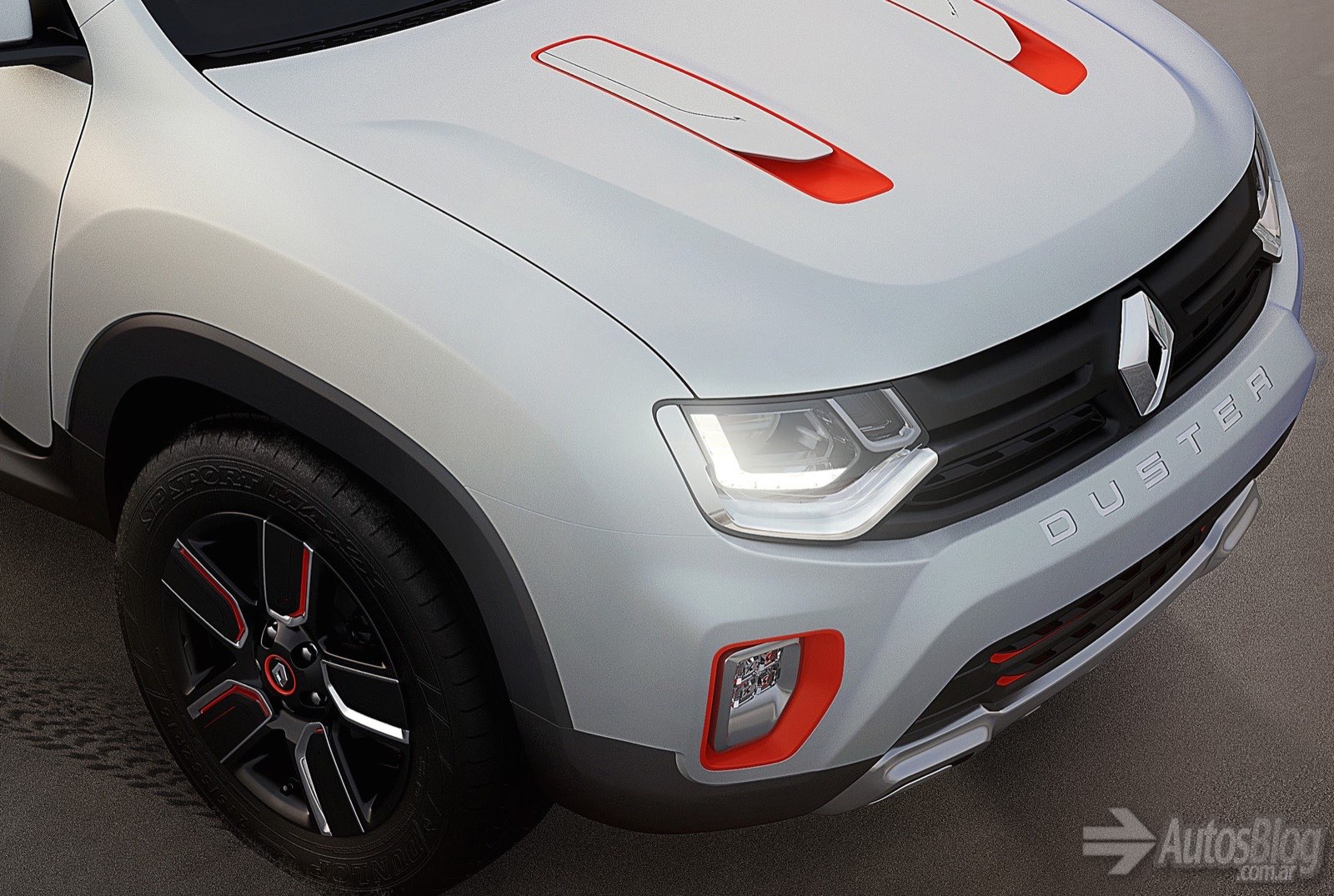 2019 Renault Duster Oroch Concept photo - 4