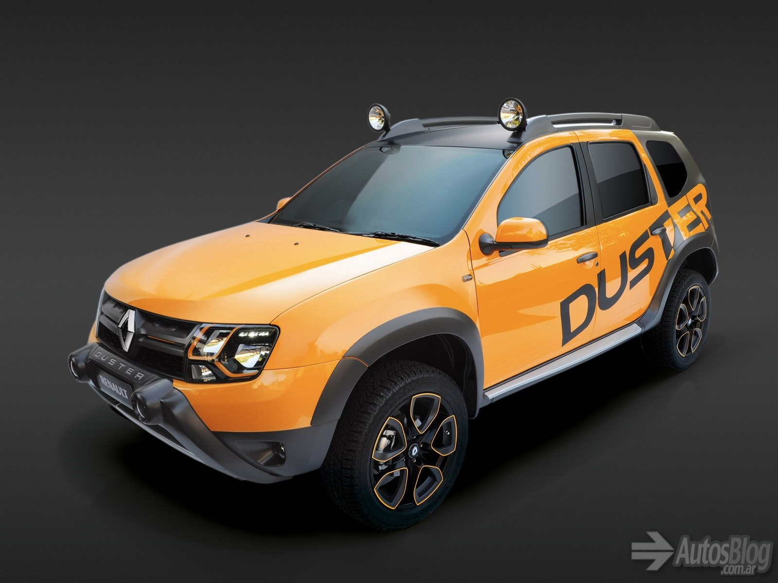 2019 Renault Duster Oroch Concept photo - 6
