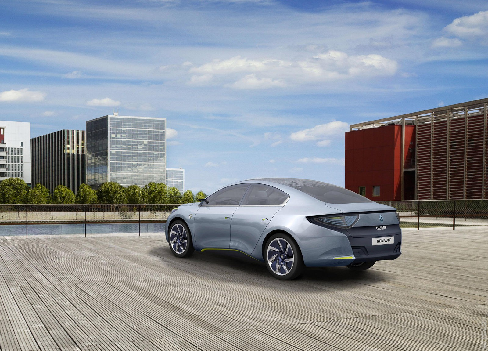 2019 Renault Fluence ZE Concept photo - 1
