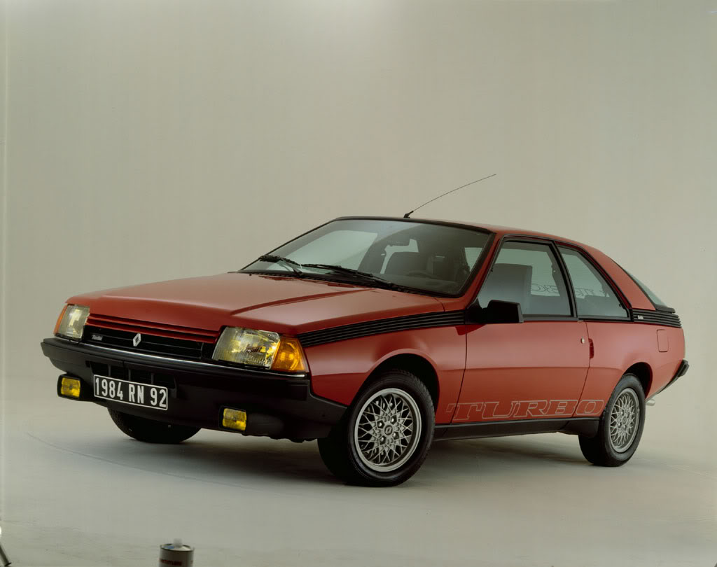 2019 Renault Fuego Turbo photo - 6