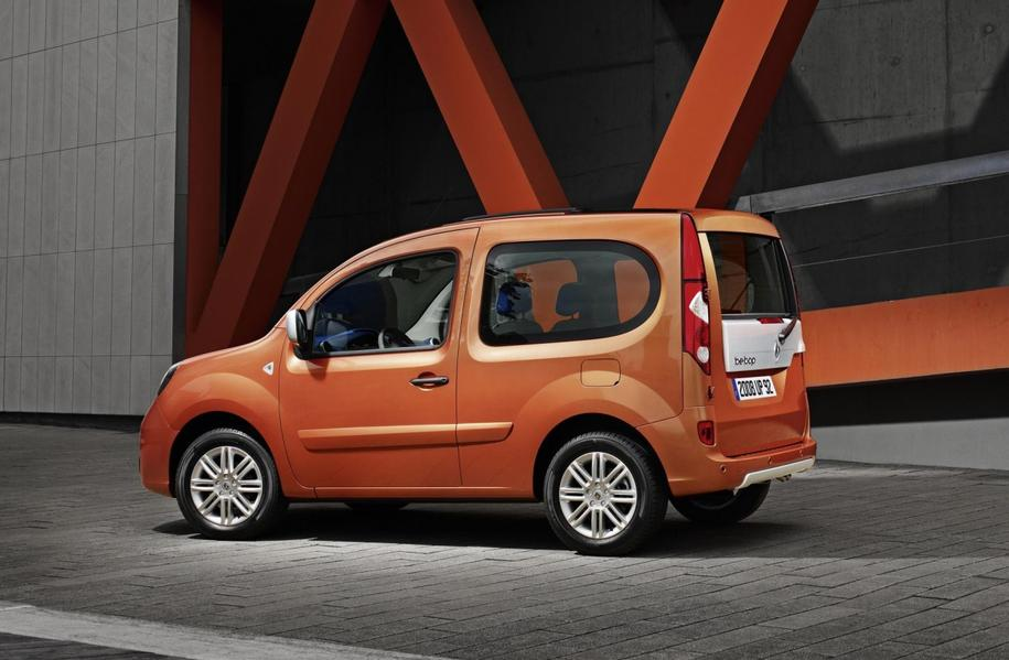 2019 Renault Kangoo be bop photo - 2