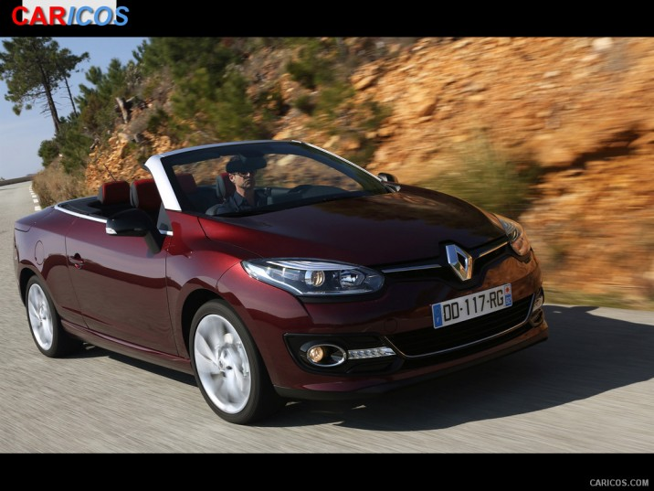 2019 Renault Megane Coupe Cabriolet photo - 1