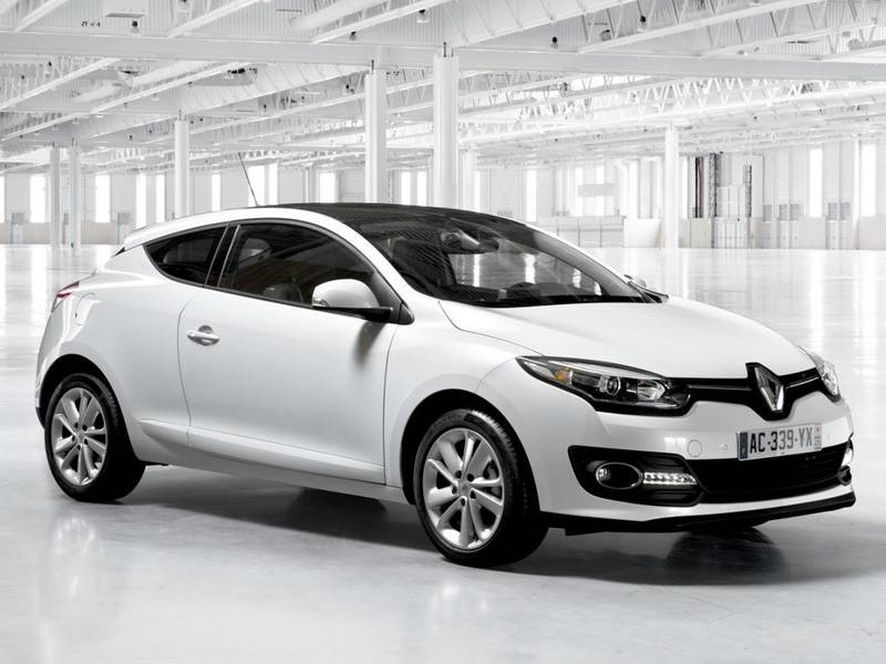 2019 Renault Megane Coupe GT photo - 5