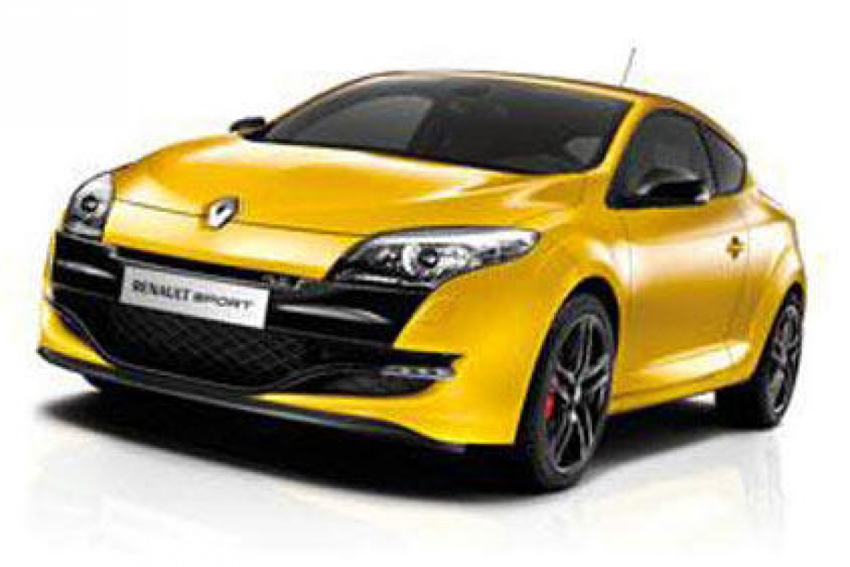 2019 Renault Megane RS photo - 1