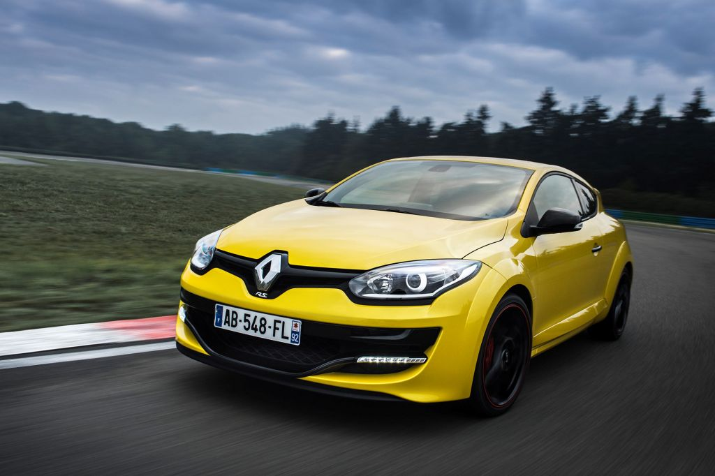 2019 Renault Megane RS 275 Trophy photo - 3