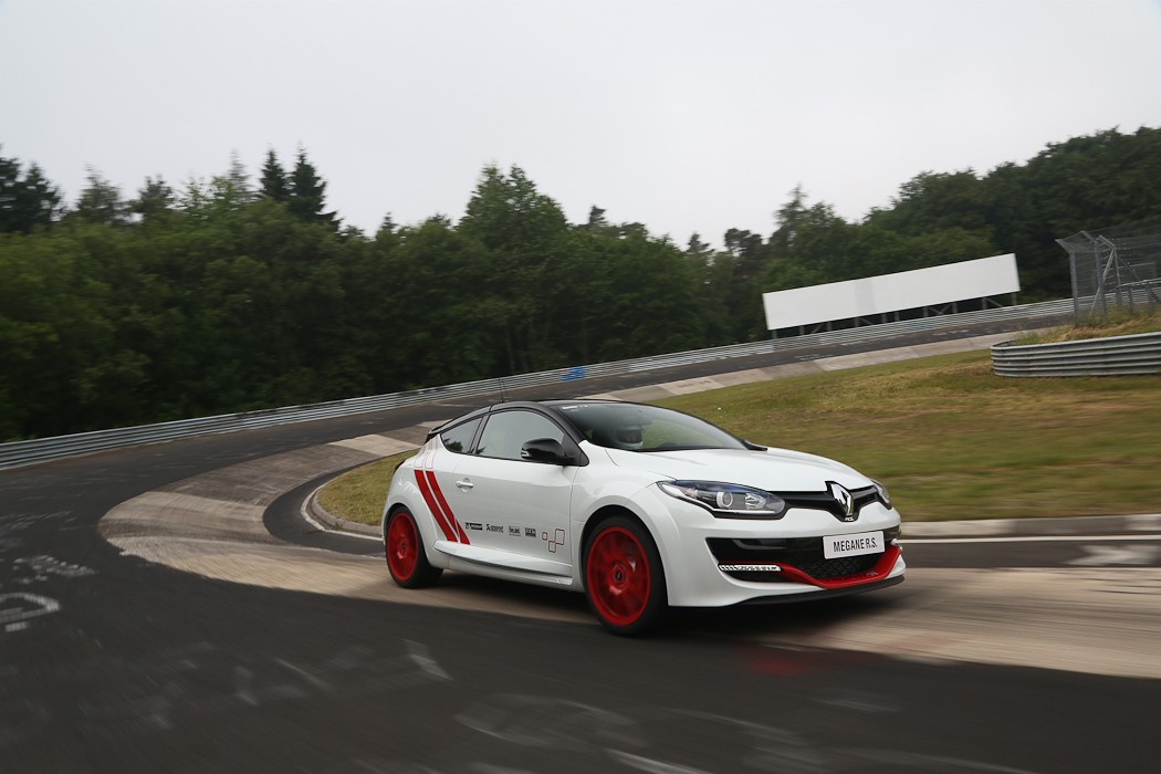 2019 Renault Megane RS 275 Trophy photo - 4