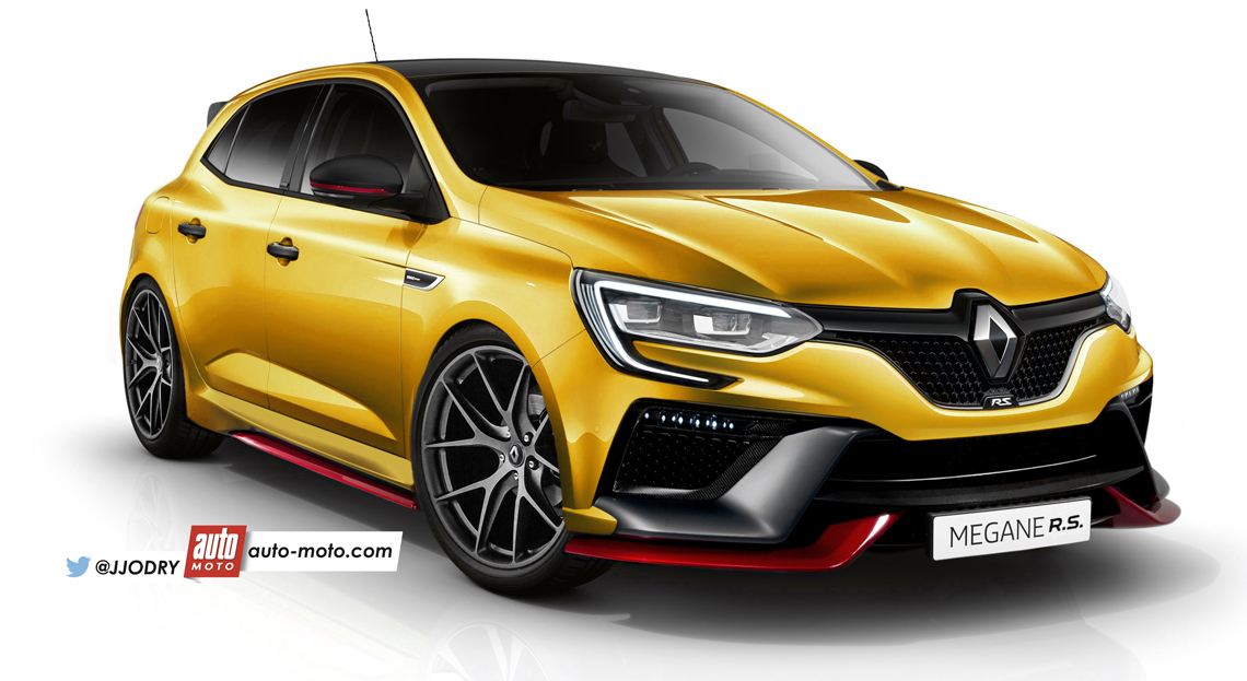 2019 Renault Megane RS photo - 4