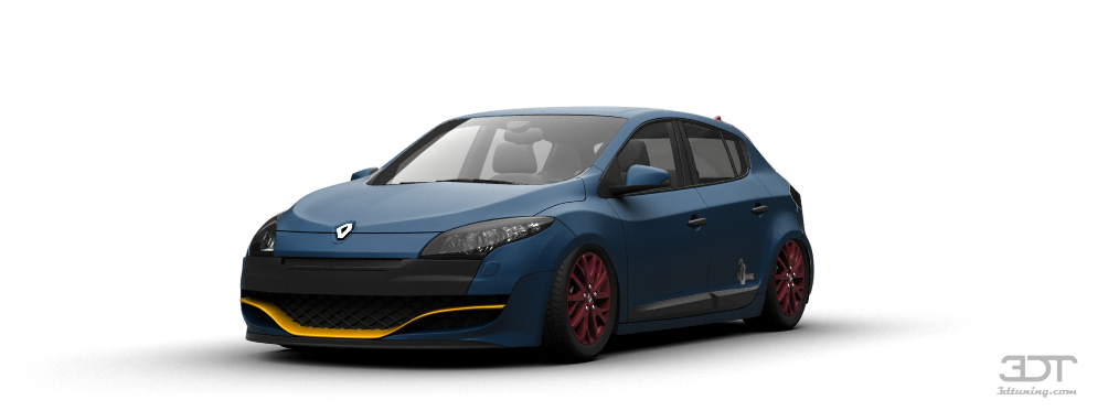 2019 Renault Megane RS 5 door photo - 3