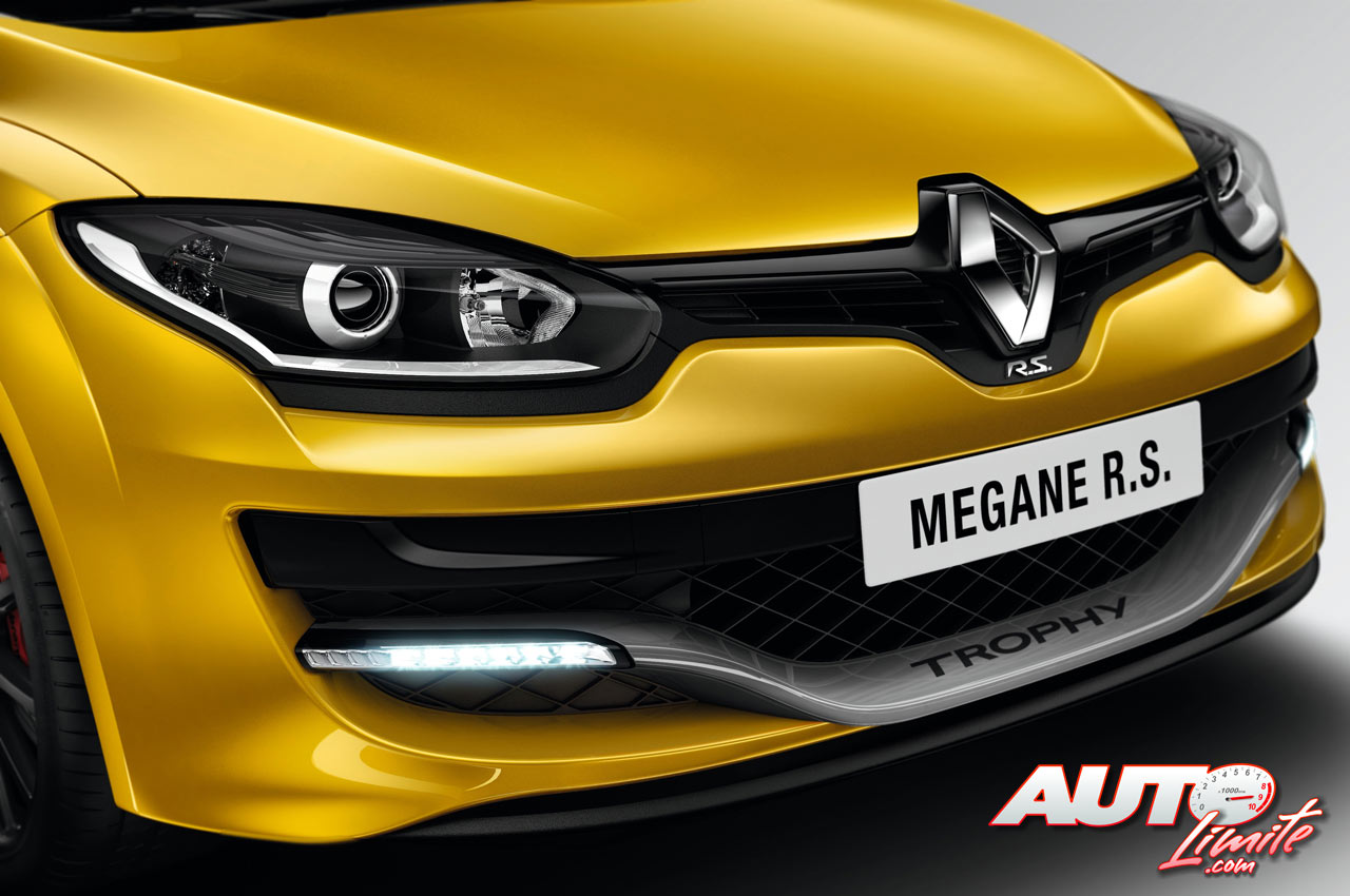 2019 Renault Megane RS Trophy photo - 1