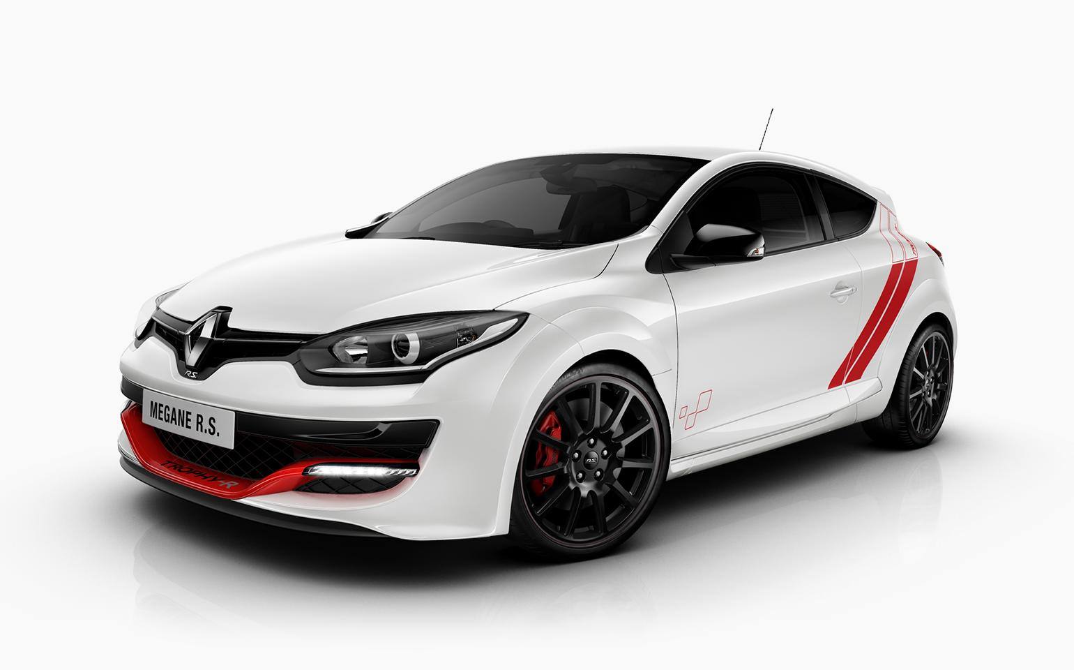 2019 Renault Megane RS Trophy photo - 2