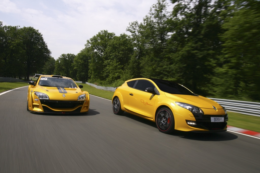 2019 Renault Megane RS Trophy photo - 4