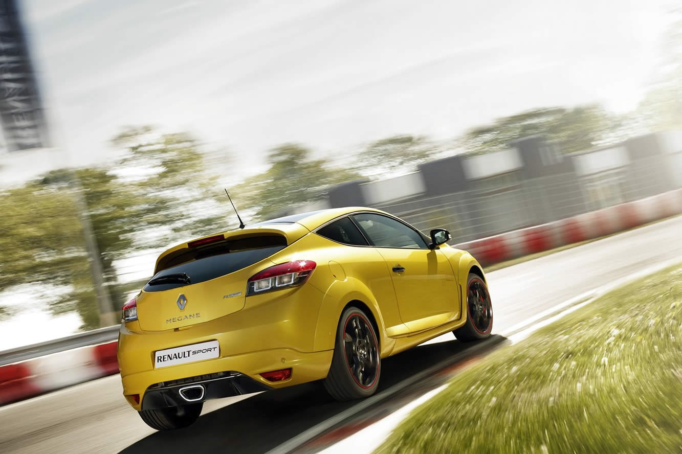 2019 Renault Megane RS Trophy photo - 5