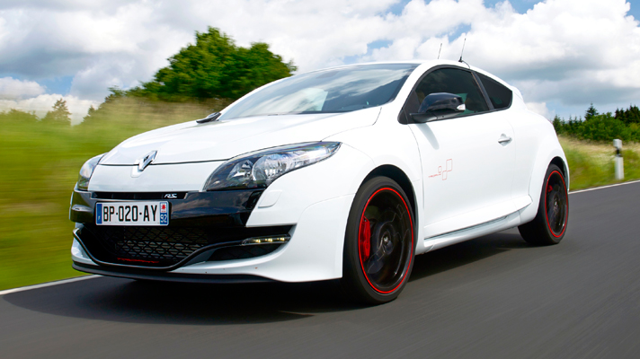 2019 Renault Megane RS Trophy photo - 6