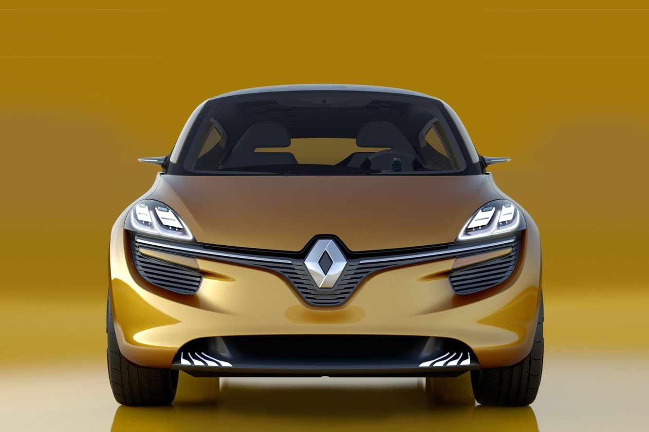 2019 Renault R Space Concept Car Photos Catalog 2019