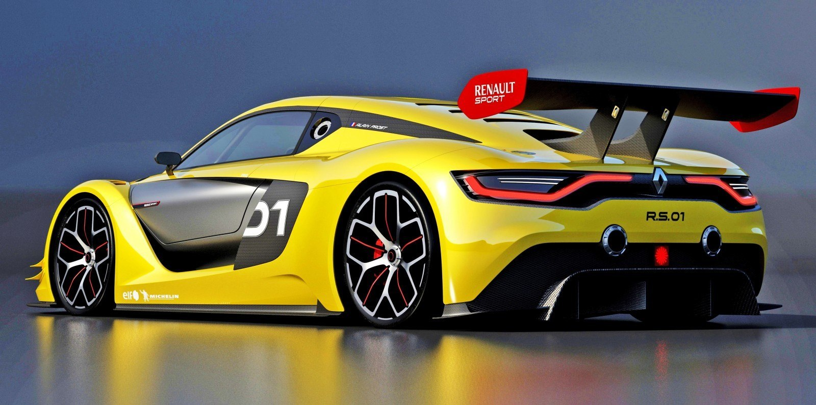 2019 Renault Sport RS 01 photo - 1