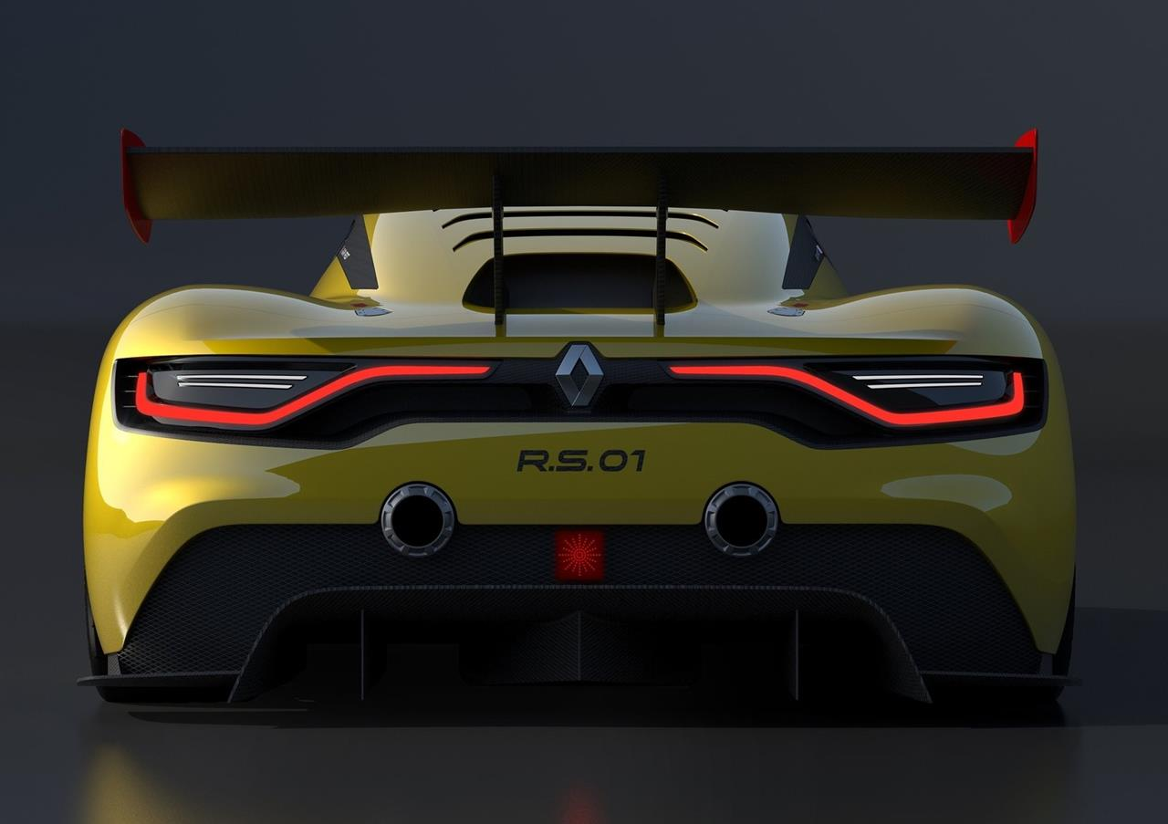 2019 Renault Sport RS 01 photo - 2