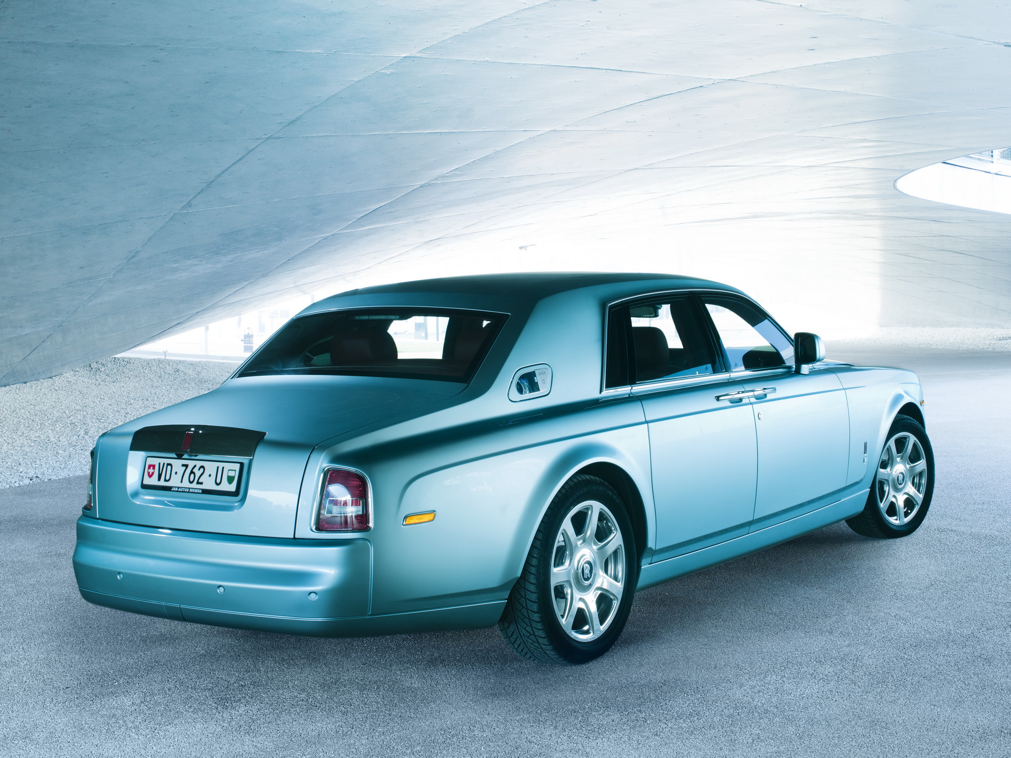 2019 Rolls Royce 102EX Electric Concept photo - 4