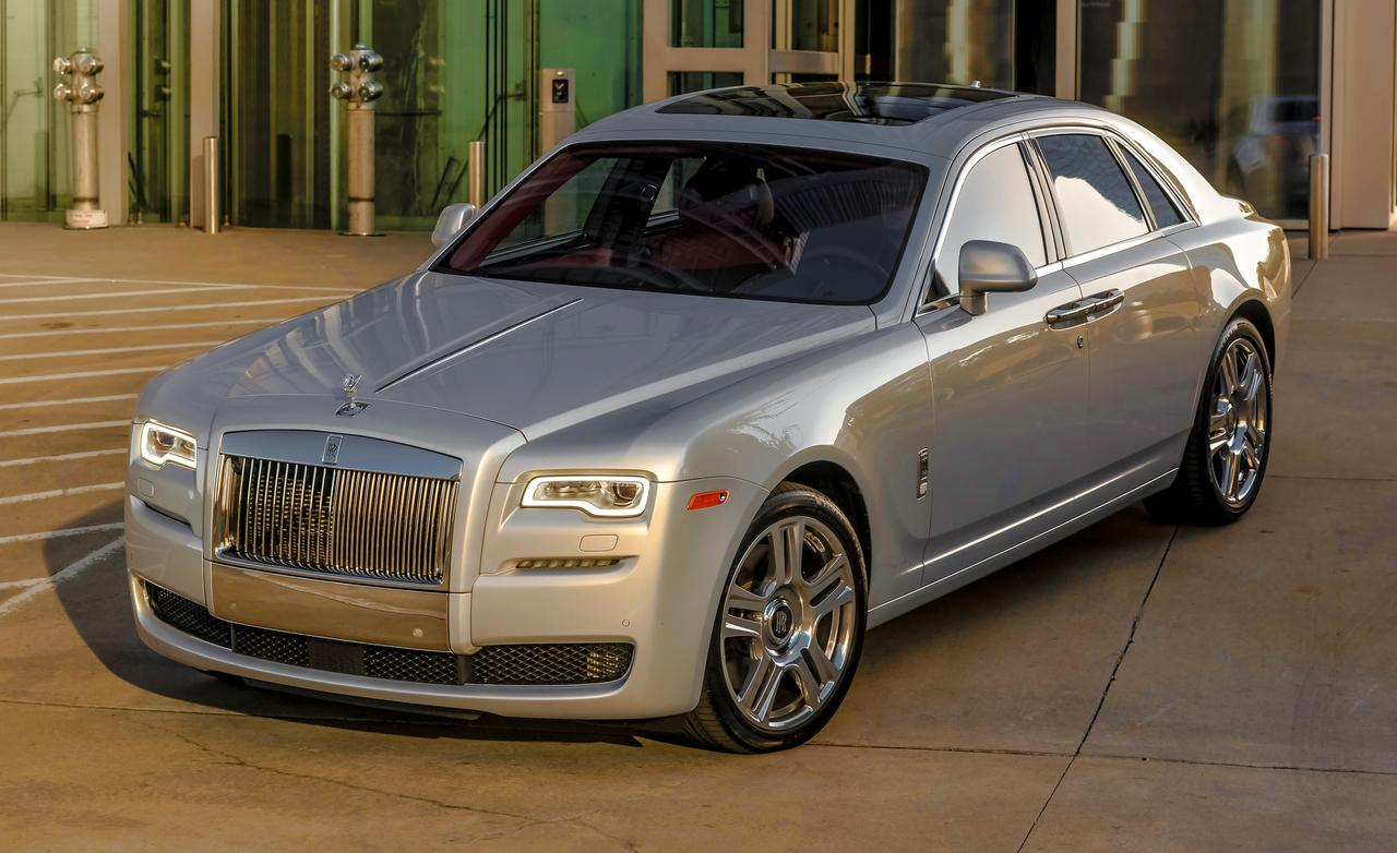 Rolls Royce Dealers >> 2019 Rolls Royce Ghost Series II | Car Photos Catalog 2019