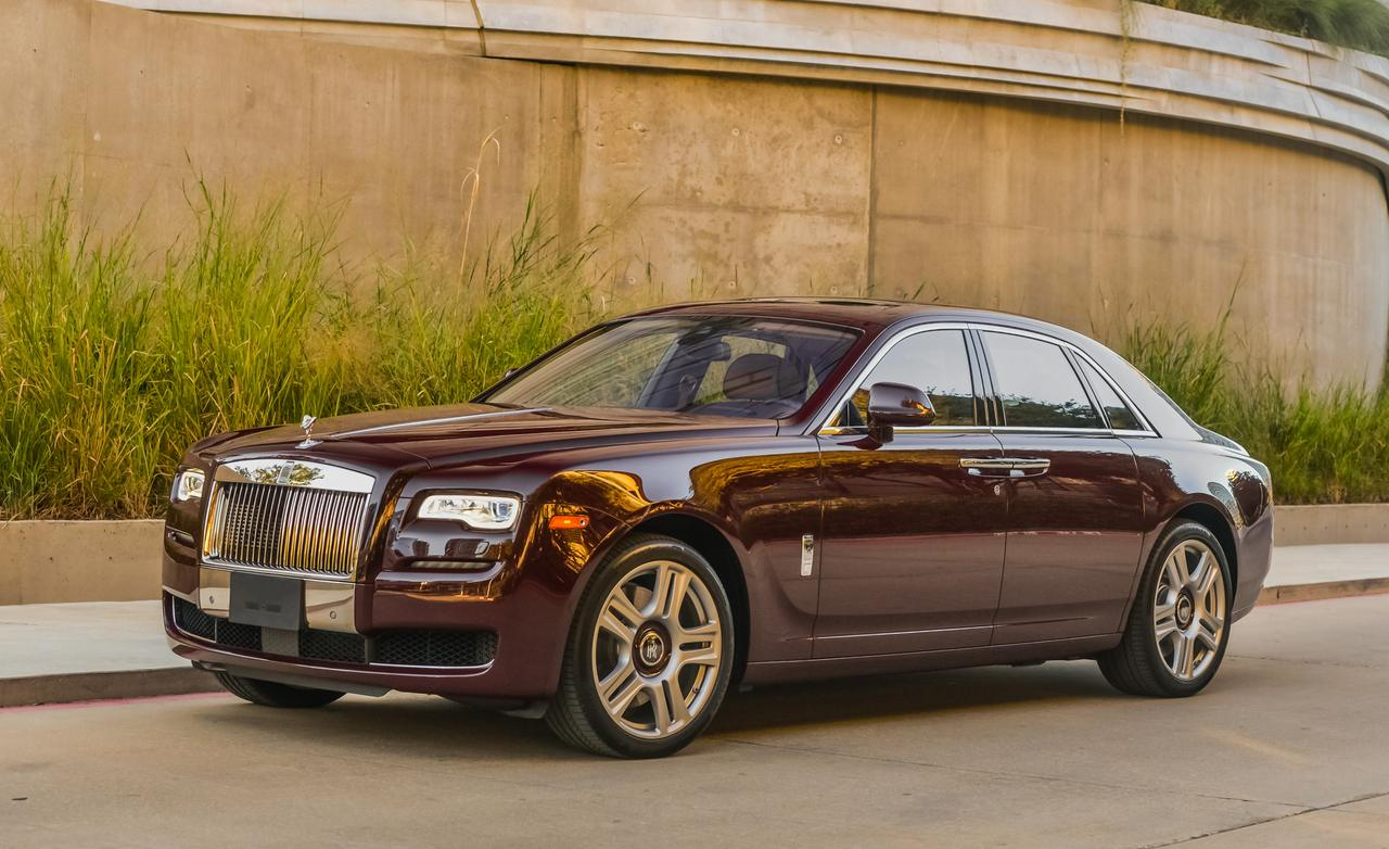2019 Rolls Royce Ghost Series II photo - 2