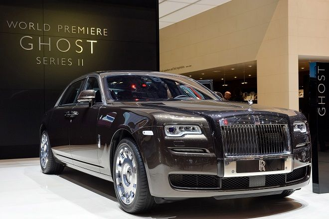 2019 Rolls Royce Ghost Series II photo - 3