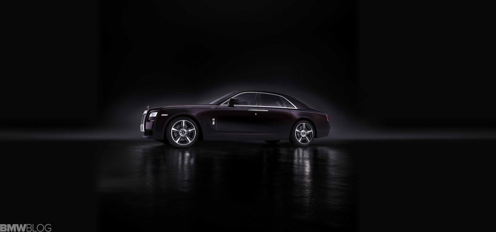 2019 Rolls Royce Ghost V Specification photo - 5