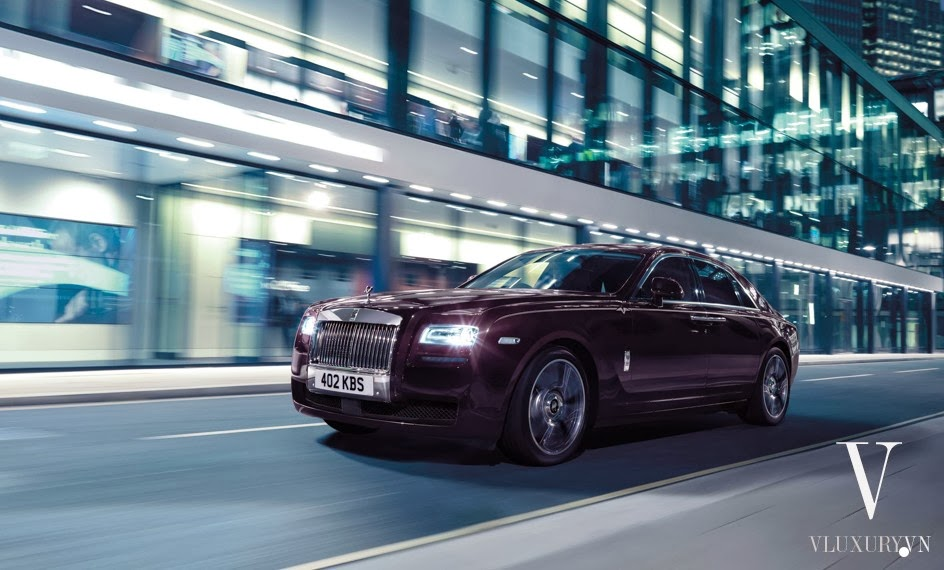 2019 Rolls Royce Ghost V Specification photo - 6