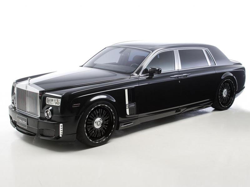 2019 Rolls Royce Phantom Extended Wheelbase photo - 1